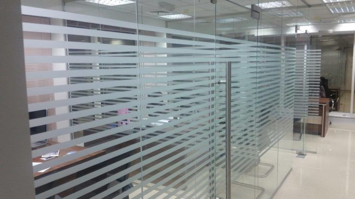 Glass Partition Dubai Office Partitions And Frameless