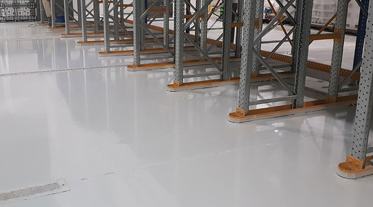 High Quality Epoxy Flooring Contractors In Dubai Low Voc